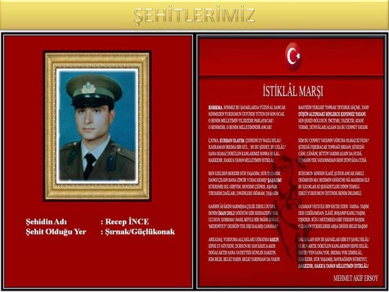 Recep İNCE